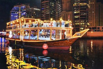 Dhow Cruise Dinner